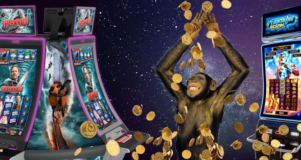 Игровые автоматы бесплатные Космолот